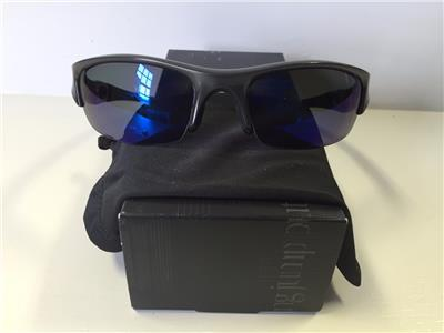 330d6eebcf Oakley Flak Jacket Deep Blue Iridium Polarized « Heritage Malta