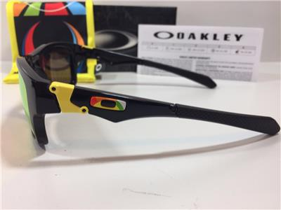 34f3c99cca Oakley Jupiter Squared Sunglasses Valentino Rossi VR46 Fire Iridium OO9135- 11