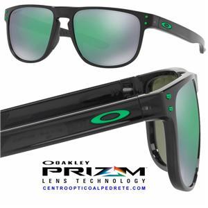 6d70bf93c0 New Oakley Holbrook R Round PRIZM Sunglasses Black Ink Jade Iridium  OO9377-0355
