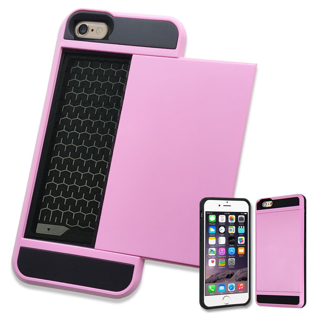 ebay iphone 5s cases rock card pocket hybrid wallet bumper cover for 14041