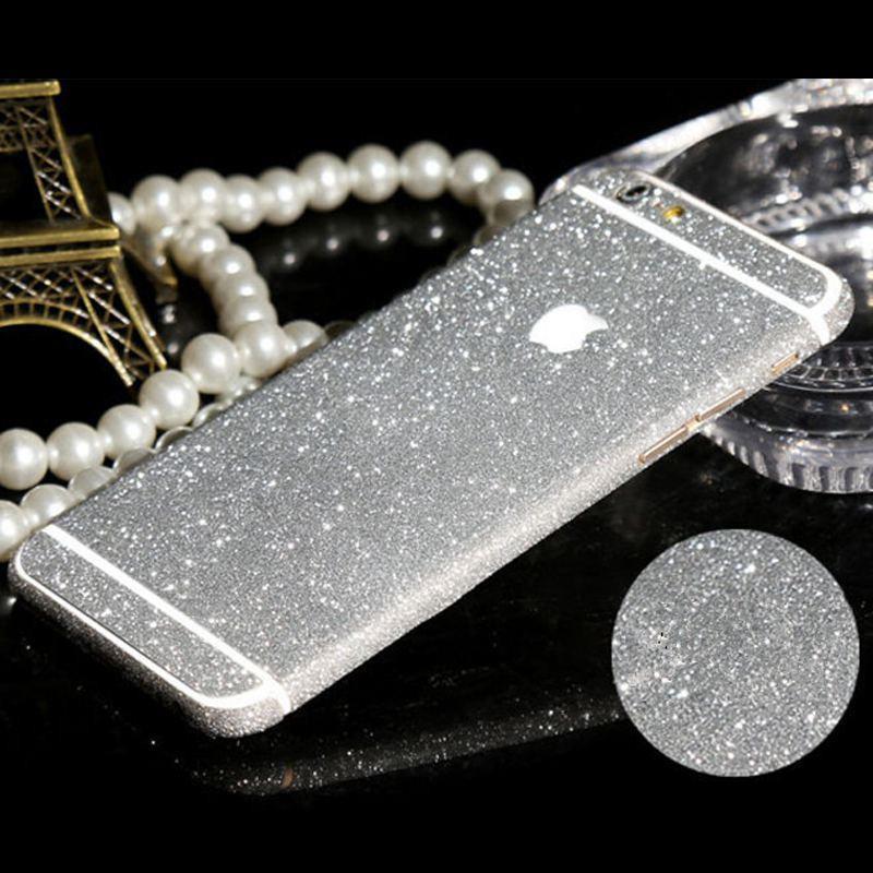 edf03e7a043 Full Body Glitter Bling Sticker Protector Case Cover Skin for iPhone ...