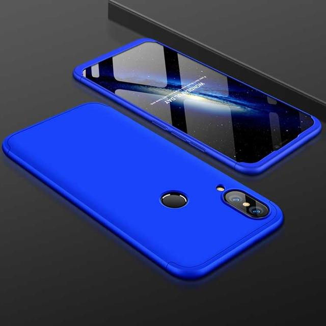 For-Huawei-P20-Pro-Lite-P-Smart-Shockproof-Hybrid-360-Hard-Case-Protective-Cover