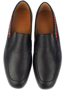 5ecd62c7667 DESCRIPTION. NEW IN BOX WITH DUSTER GUCCI MEN S CURRENT LOAFERS DRESS SHOES.