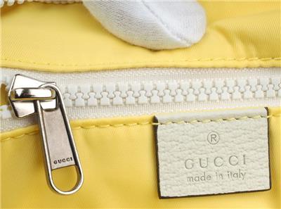 078d99d8c5 NEW GUCCI CURRENT NYLON INTERLOCKING G PRINT MEDIUM BACKPACK BAG W ...