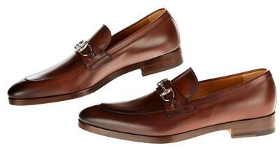 Cognac Leather Shoe Dye