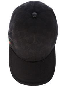 DESCRIPTION. NEW WITH TAG AND DUST COVER GUCCI CURRENT ORIGINAL GG WEB  BASEBALL HAT CAP. b3b978c77c6e