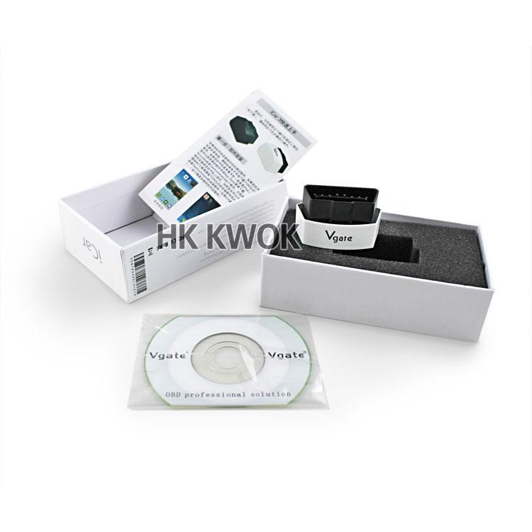icar3 elm327 vgate bluetooth obd2 obd ii smart auto diagnostic scan tool android ebay. Black Bedroom Furniture Sets. Home Design Ideas