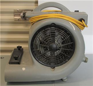 Century 400 Hurricane Pro Turbodryer Carpet Fan Blower Air