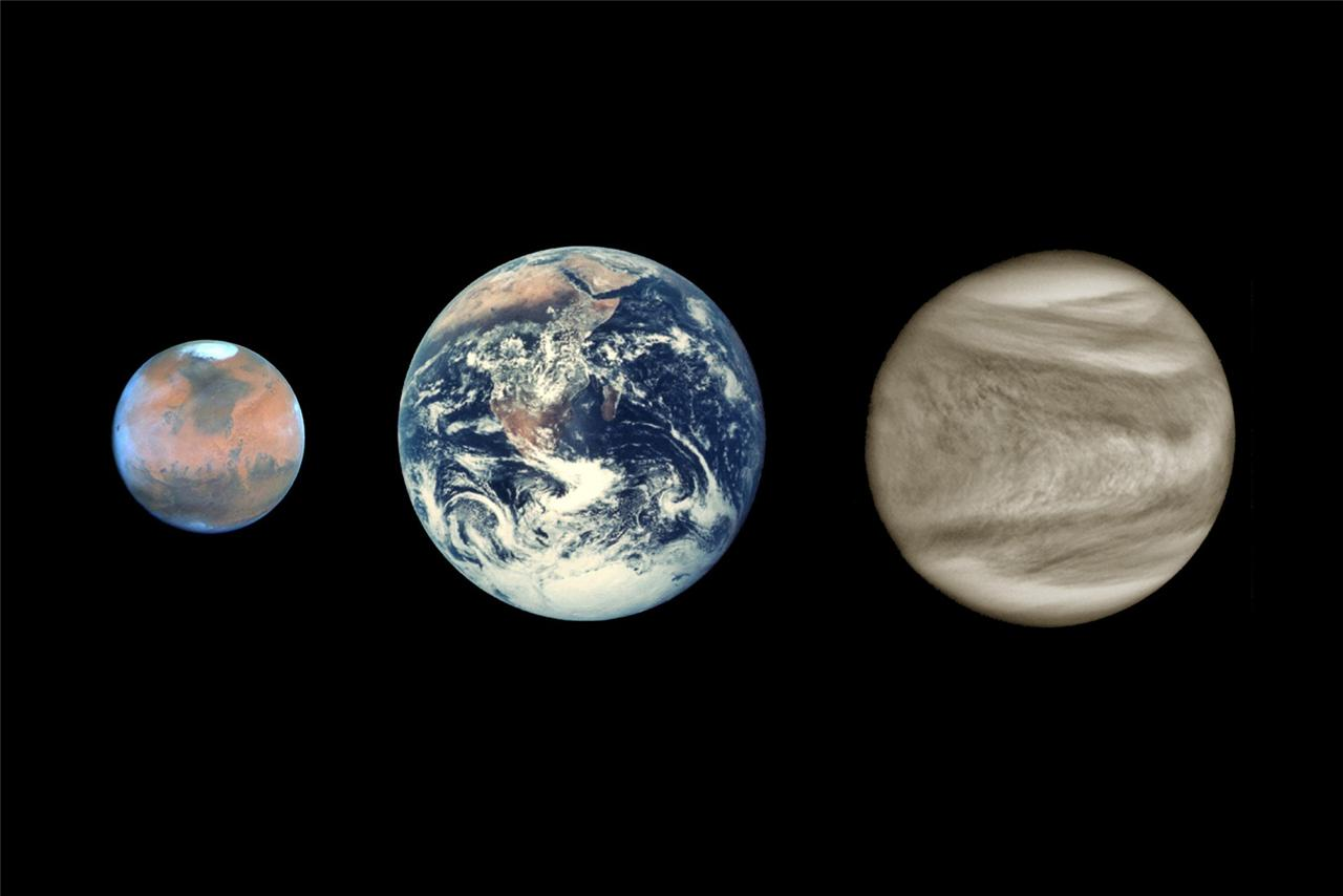 terrestrial planets astronomy - photo #39