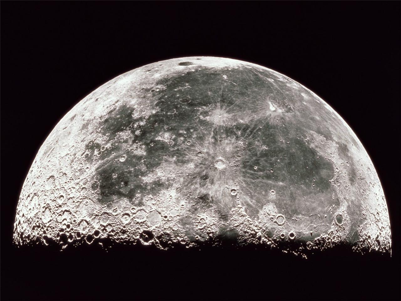 half moon astronomy - photo #40