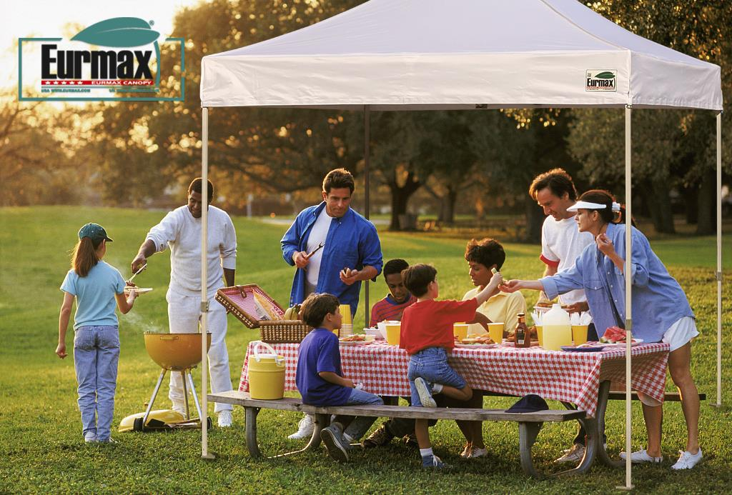 Commercial Pop Up Canopy 10x10 Outdoor Instant Party Patio