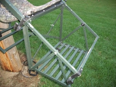 Tree Lounge Climbing Tree Stand Climber W Bowhunter Stand
