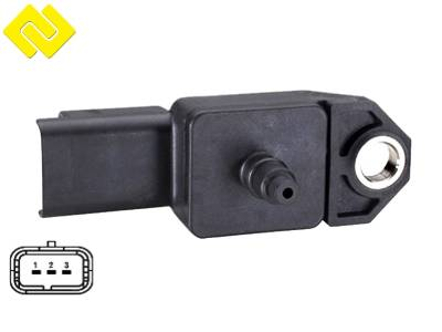 FACET Ladedrucksensor Für PEUGEOT 307 VOLVO V50 CITROEN XSARA C5 10.3034