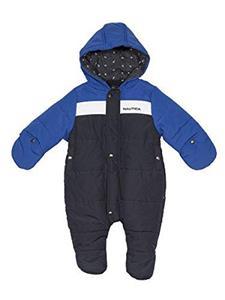 Nautica Baby Boys Toddler Colorblock Fleece Hoodie