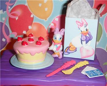 Terrific Rement Daisy Duck Birthday Party Decoration Lot Fit Loving Family Personalised Birthday Cards Paralily Jamesorg