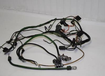 john deere 4630 tractor wiring harness john deere 140 lawn & garden tractor wiring harness w ... john deere lawn tractor wiring harness #6