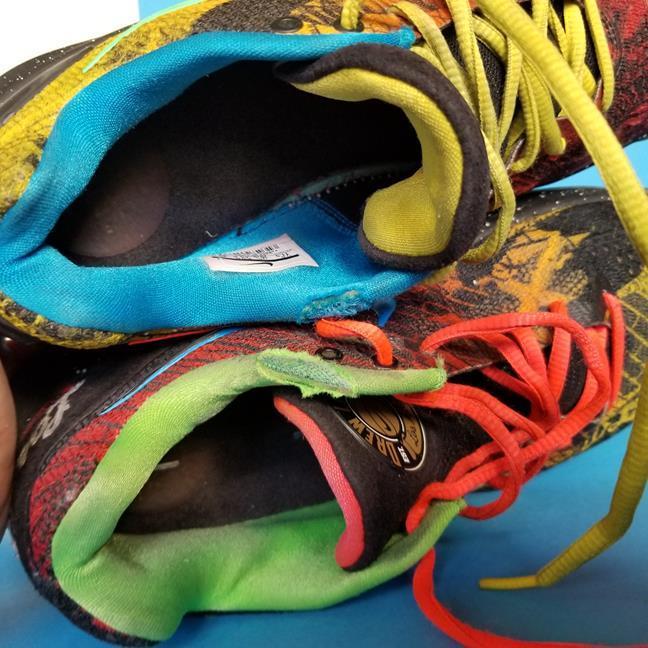 ffce5a7f766e Nike HYPERDUNK bajo LA Zapatillas Los Angeles Bball Zapatos hyperfam ...