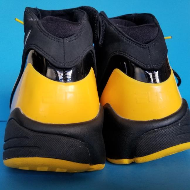 8826677fe5eed Nuevo NIKE HUARACHE Elite Tenis Zapatos de baloncesto Air Negro ...