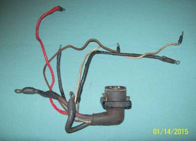 internal wiring harness connector 1967 mercury 50. Black Bedroom Furniture Sets. Home Design Ideas