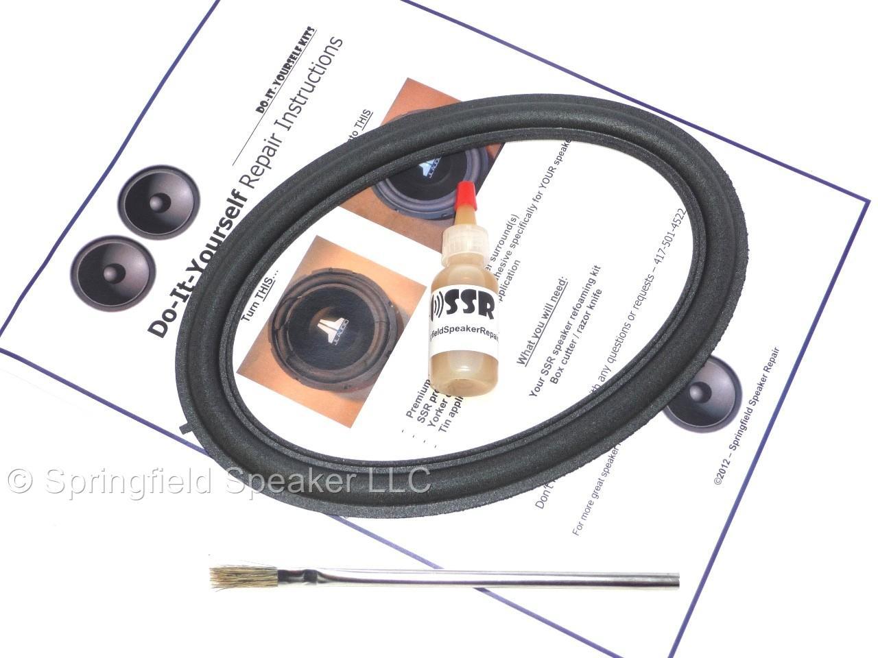 Lexus SC-430 86160-0W420 86160-OW42O Mark Levinson Speaker Repair Kit FSK-6 x 9
