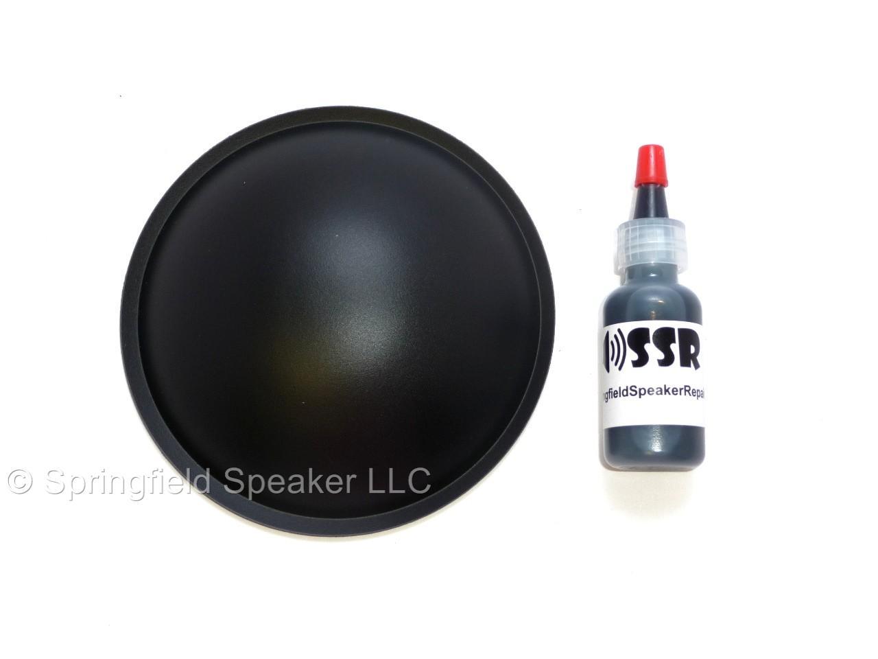 1 Piece 4 5 Quot Klipsch Klf 30 Poly Speaker Dust Cap Kit