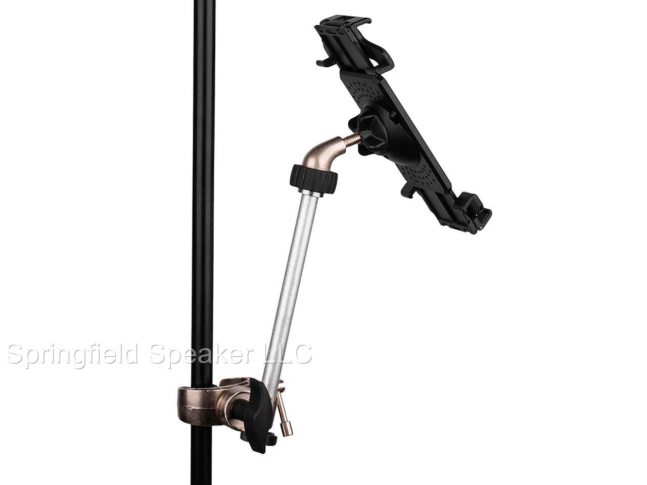 talent uclaw mic or music stand mount clamp holder microsoft surface pro 4 ebay. Black Bedroom Furniture Sets. Home Design Ideas