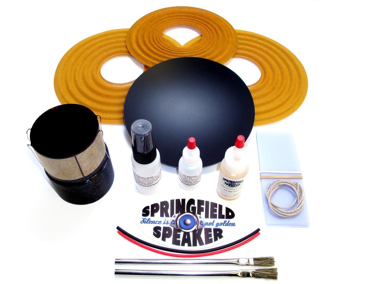Alpine Swr 12d4 Coil Replacement Kit Dual 4 Ohm Incl