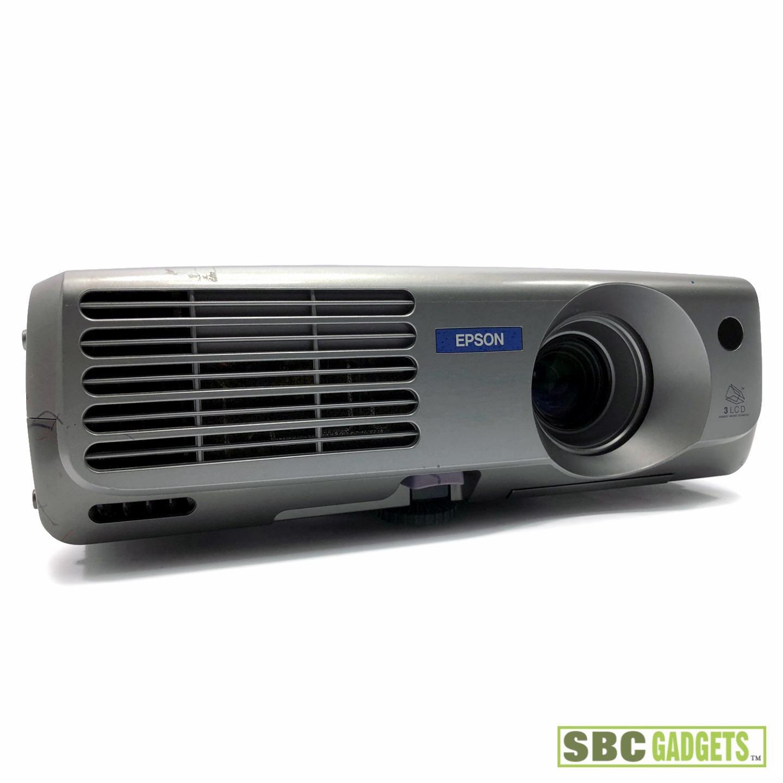 Epson Powerlite 81p Xga Conference Room Projector 2 000 Lumens
