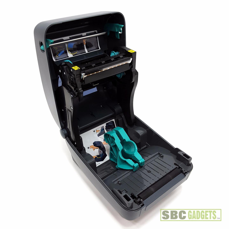 Zebra GX430t Desktop Thermal Printer ( USB / Parallel