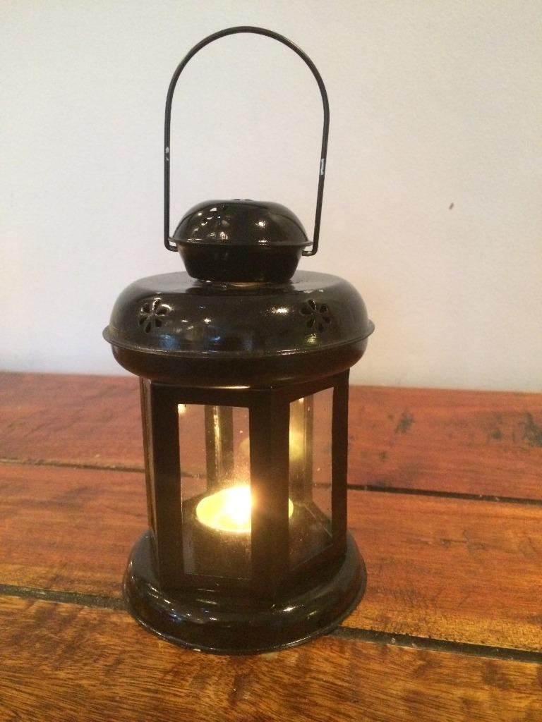 Stunning small lanterns tea lights candle holders garden, Xmas ...