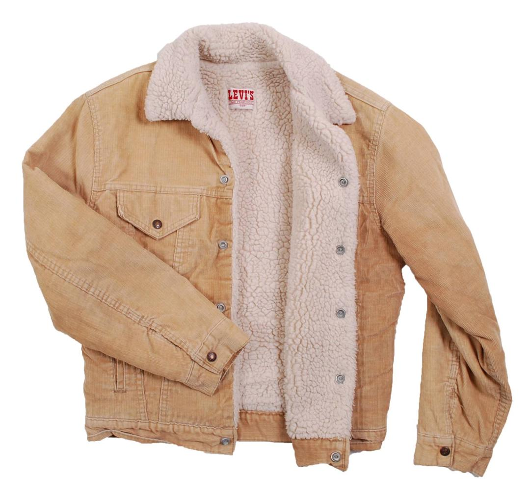 No matter where your travels take you, you will want to take the Rhythm Stockholm Beige Corduroy Bomber Jacket along! Lightweight corduroy shapes this trendy bomber jacket with a collarless ribbed neckline, and long sleeves with ribbed knit cuffs.