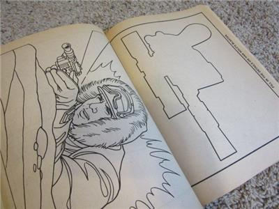 empire strikes back coloring pages - photo#12