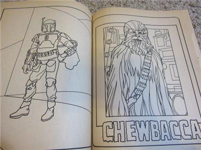 empire strikes back coloring pages - photo#10