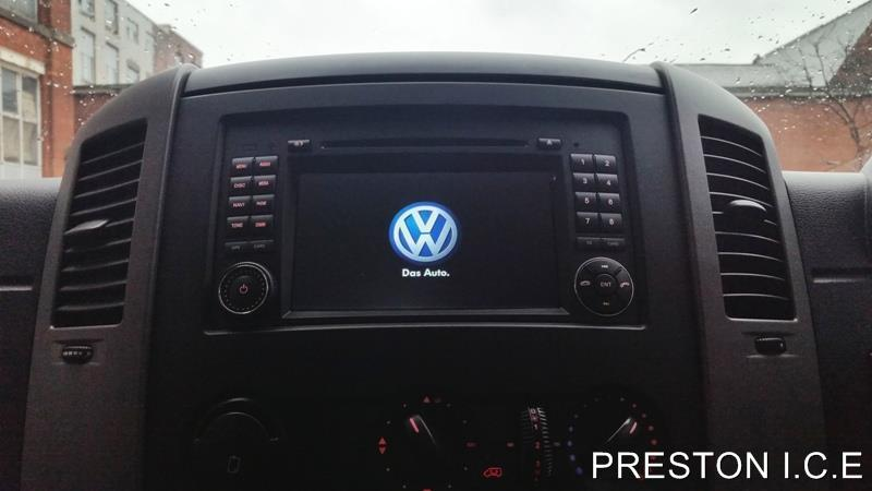 Vw Sat Nav Dvd Player Android Bluetooth Volkswagen Crafter