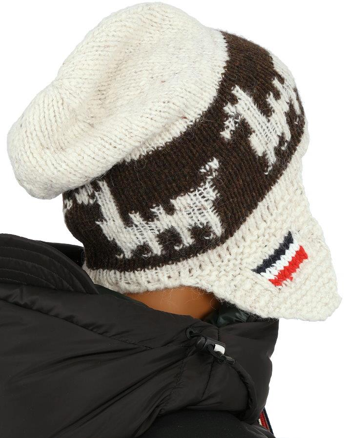 930076ed0e3 ... MONCLER MEN S FUNKY HAT. MADE IN ITALY. 100% AUTHENTICITY GUARANTEED.  LUXURY QUALITY 58% LANA WOOL
