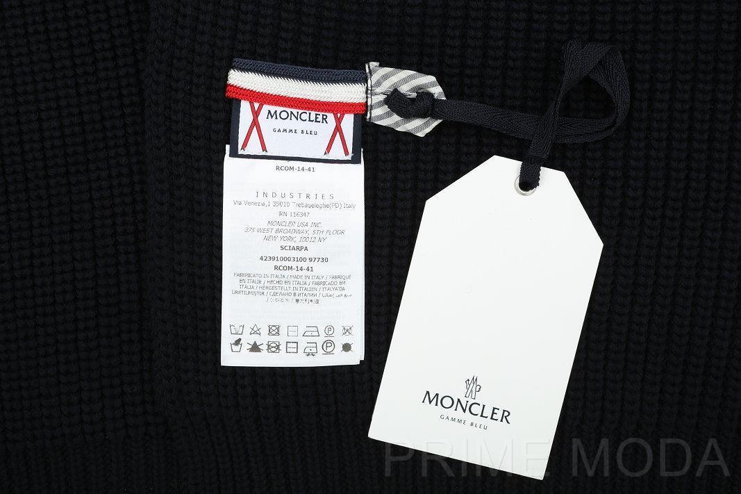 moncler blue tag