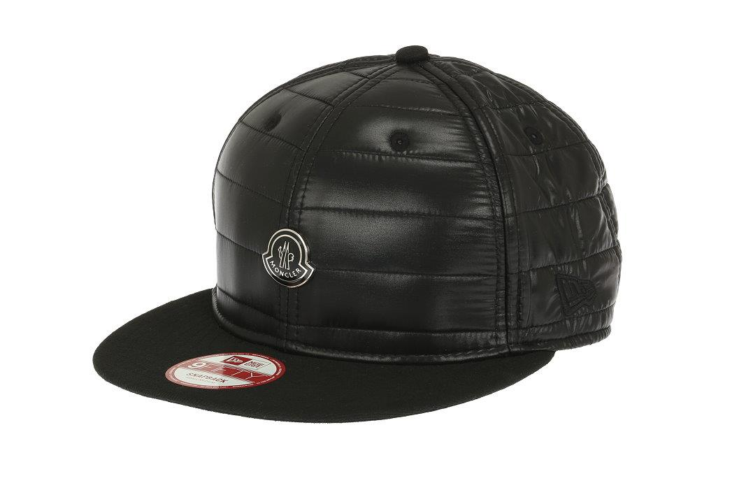 e78bf89a8f0 NEW WITH BOX AND TAG MONCLER NEW ERA SPECIAL EDITION BASEBALL STYLE CAP.  MADE IN UK. 100% AUTHENTICITY GUARANTEED. BLACK COLOR 100% POLYESTER