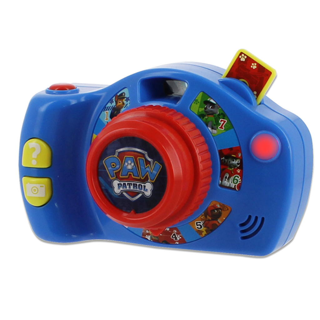Paw Patrol My First Camera Educational Toy Nick Jr ...