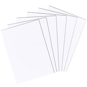 A2 A3 A4 A5 A6 WHITE CARD MAKING THICK THIN SMOOTH PAPER CRAFT HOBBY PRINTER TAG
