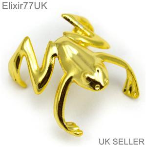 3D style rétro angel fée papillon frog bague d/'oreille clip clous enveloppé