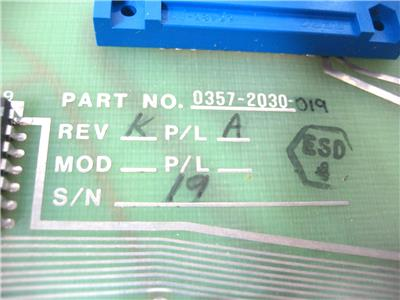 GENERAL ATOMIC SORRENTO 03571950-001 MDL ASSY AC POWER FOR RM-80 MICROPROCESSOR