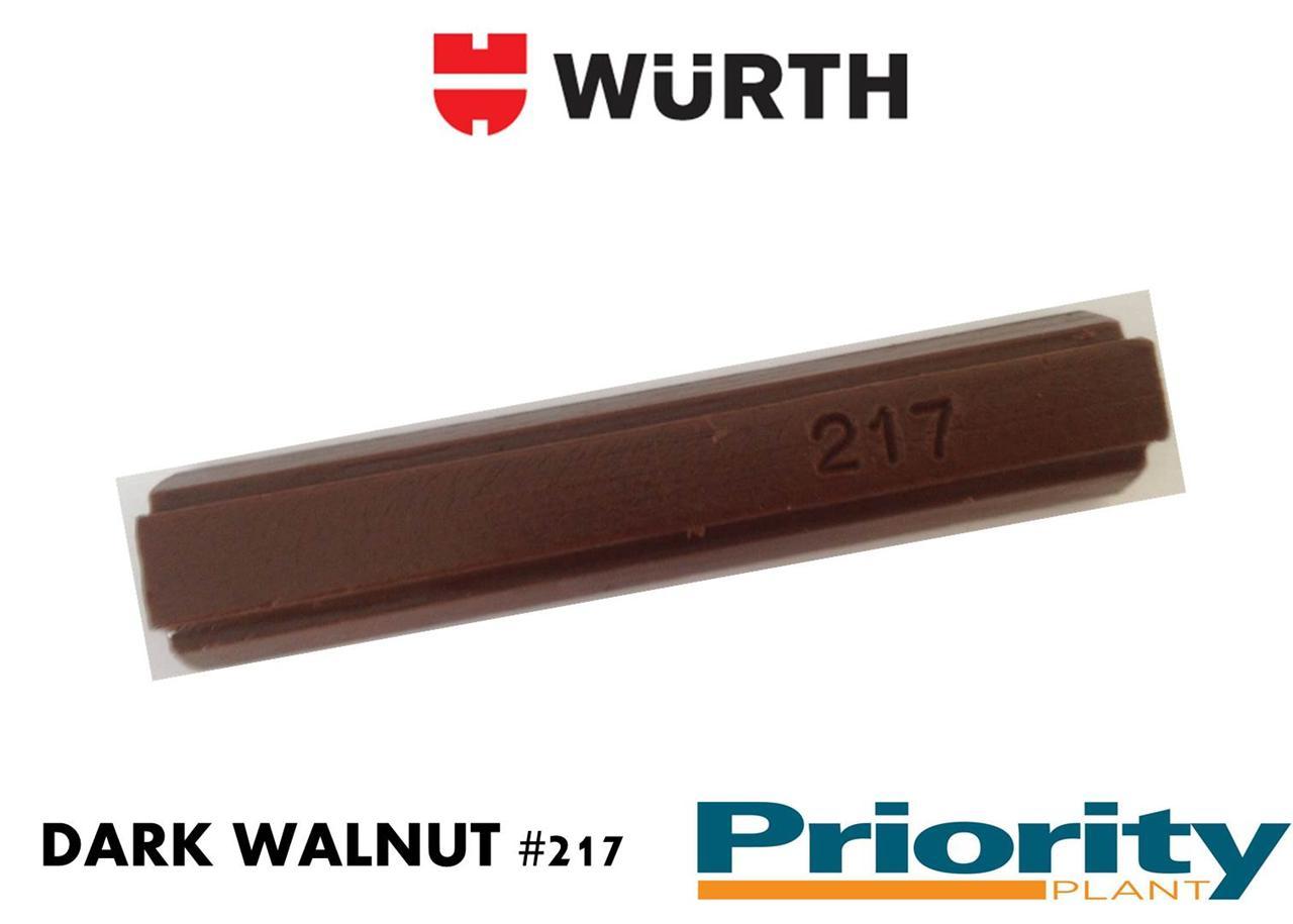 Wurth Soft Wax Filler Stick Furniture Wood Softwax Repair