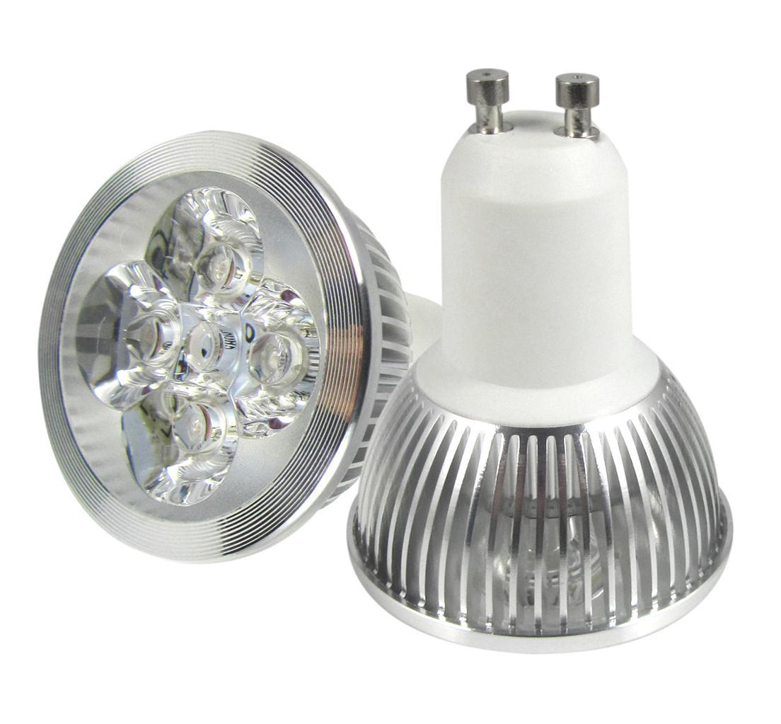 lot 4x3w 12w gu10 epistar led spot light lamp bulbs 45 degree halogen flood led ebay. Black Bedroom Furniture Sets. Home Design Ideas
