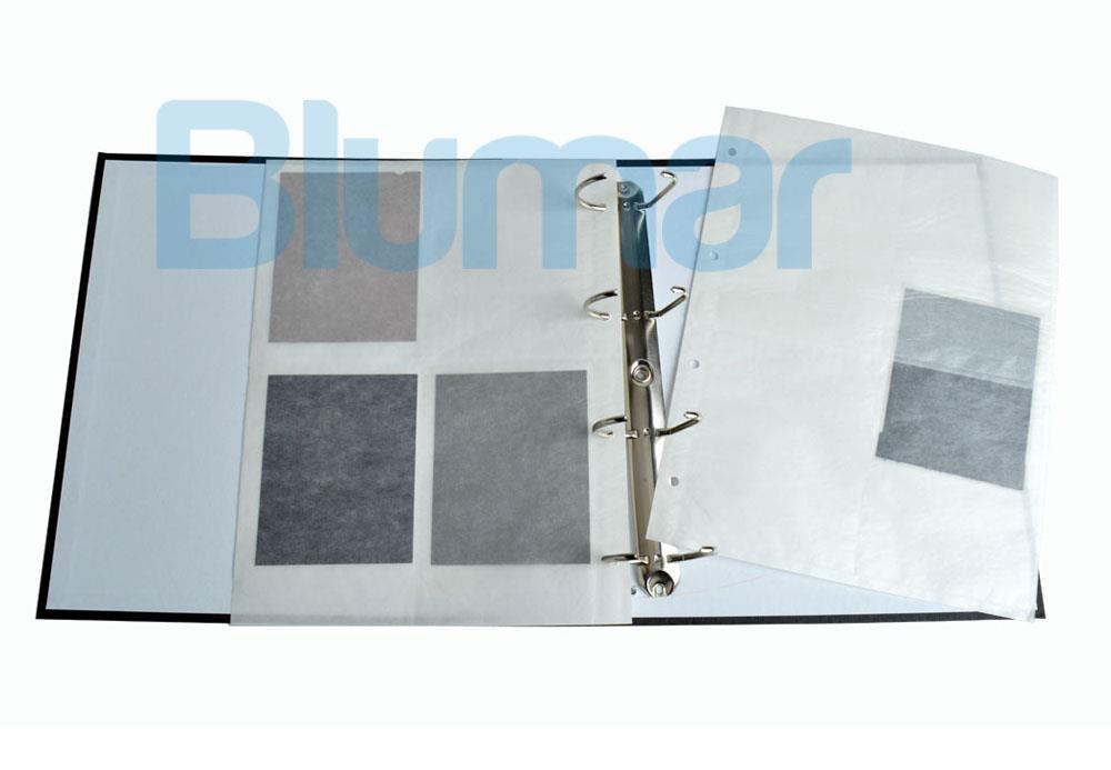 4x5 film sleeves