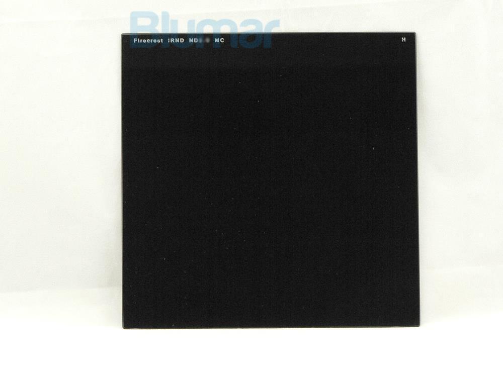 """Glass Filter FIRECREST IRND 4.8 16 stops ND Schott Glass 4x4/"""" Hitech 100x100mm"""