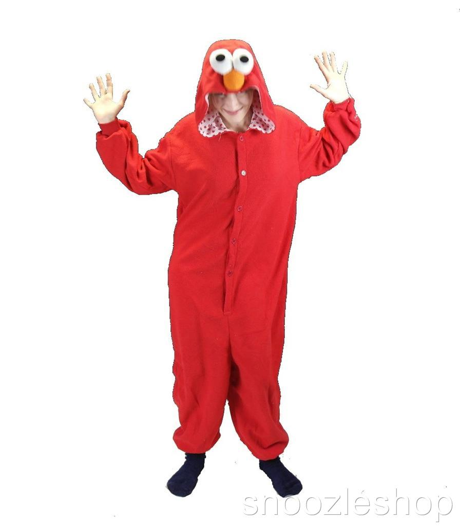 Elmo Pajamas For Adults 94