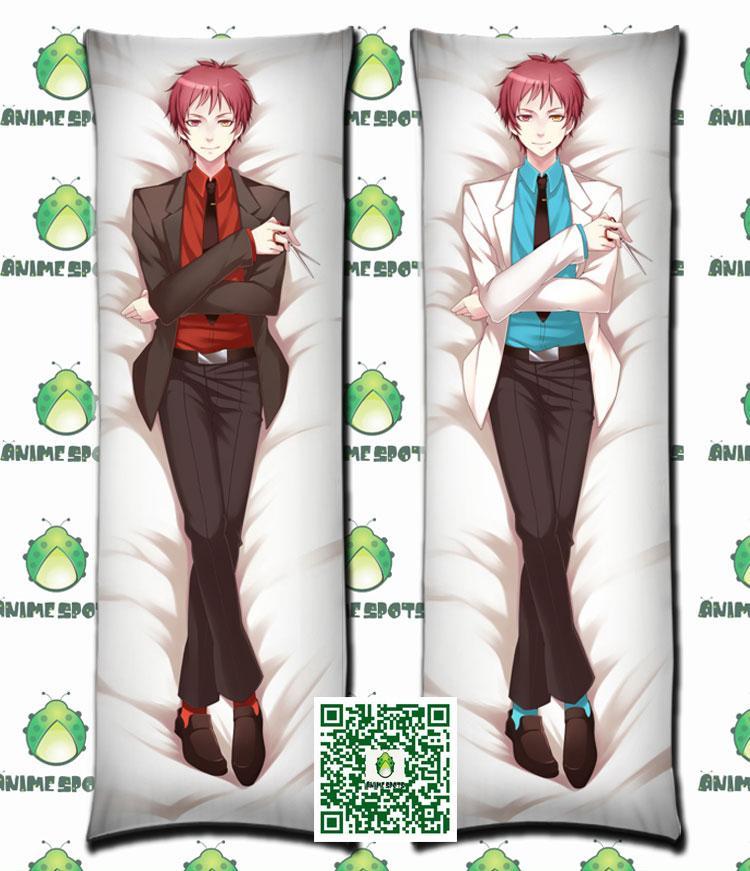 Kurkonobasuke Kuroko Akashi Seijuro NK085 Anime Dakimakura body pillow case