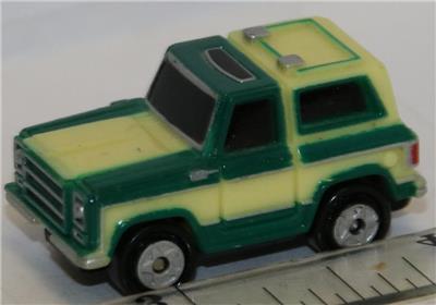 Micro Machines Insider Chevy Blazer 2 Nice Ebay