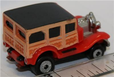 Micro Machines Insider Ford 20s Woody 2 Nice Ebay