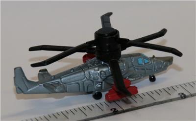 Micro Machines Helicopter Russian Kamov Ka 50 Quot Black Shark